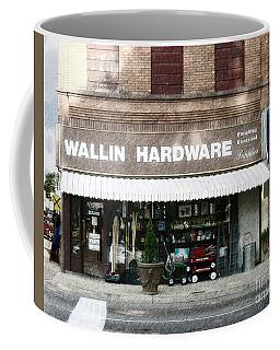 Wallin Hardware Coffee Mug