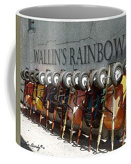 Wallin's Rainbow Coffee Mug