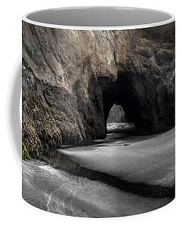 Walls Of The Cave Coffee Mug