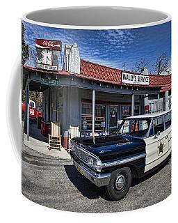 Wallys Service Station Coffee Mug