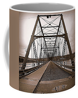 Walnut Street Bridge Coffee Mug