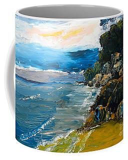 Walomwolla Beach Coffee Mug