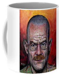 Walter White Coffee Mug by Mark Tavares