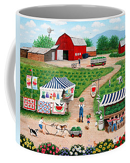 Walter's Watermelons Coffee Mug
