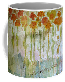 Waltz Of The Flowers Coffee Mug