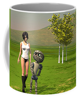 Wandering Around Coffee Mug