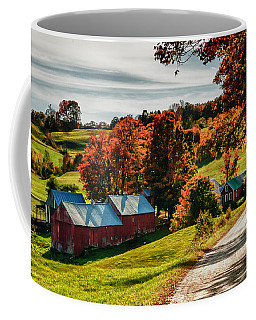 Wandering Down The Road Coffee Mug
