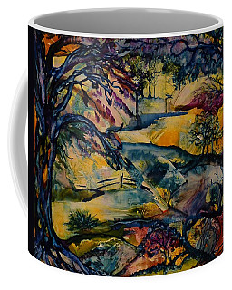 Wandering Woods Coffee Mug
