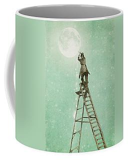 Waning Moon Coffee Mug