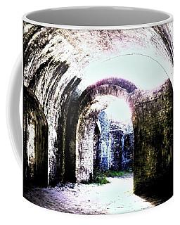 War At Fort Pickens Coffee Mug