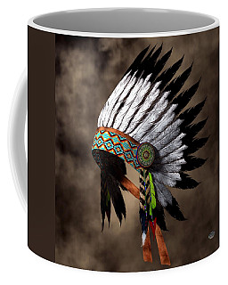 War Bonnet Coffee Mug