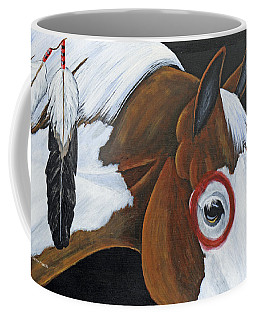 War Paint Coffee Mug