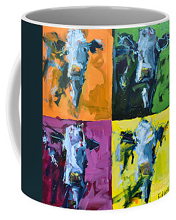 Warhol Cows Coffee Mug