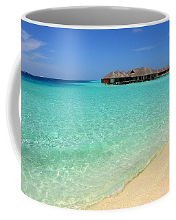 Warm Welcoming. Maldives Coffee Mug