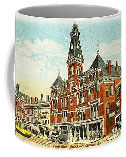 Warner House - Chillicothe Ohio Coffee Mug