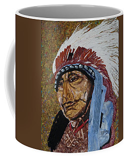 Warrior Chief Coffee Mug