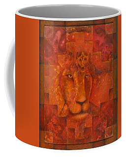 Warrior King Coffee Mug
