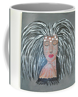 Warrior Woman #2 Coffee Mug