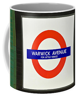 Warwick Station Coffee Mug