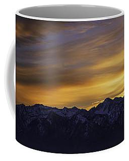Wasatch Dawn Coffee Mug
