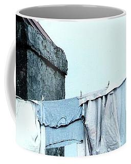 Wash Day Blues In New Orleans Louisiana Coffee Mug