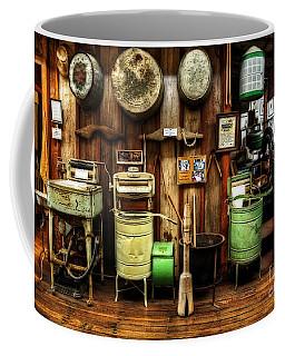 Washing Machines Of Yesteryear Coffee Mug