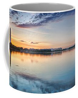 Washington Dc Panorama Coffee Mug