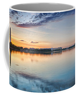 Washington Dc Panorama Coffee Mug