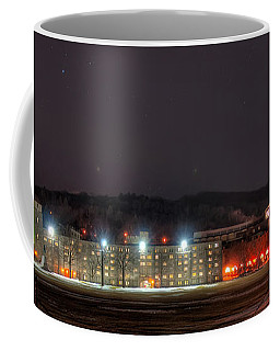 Washington Hall At Night Coffee Mug