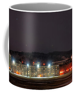 Washington Hall At Night Coffee Mug