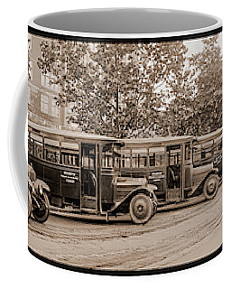 Washington Railway And Electric Company Coffee Mug