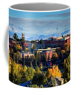 Washington State University In Autumn Coffee Mug