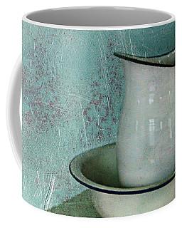 Washstand Still Life Coffee Mug