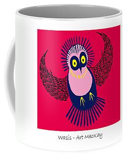 Wasis Coffee Mug