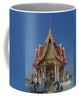 Wat Bukkhalo Central Roof-top Pavilion Dthb1809 Coffee Mug