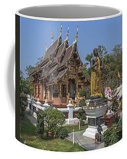 Wat Chedi Liem Phra Ubosot Dthcm0831 Coffee Mug