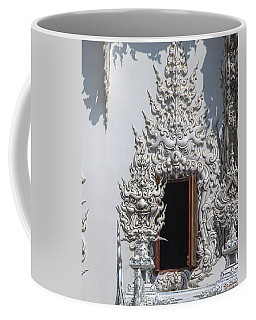 Wat Rong Khun Ubosot Window Dthcr0042 Coffee Mug