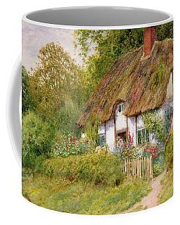 Watching The Sheep Coffee Mug