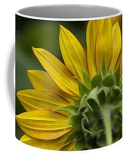 Watching The Sun Coffee Mug