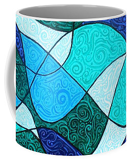 Water Abstract Coffee Mug