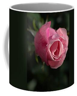 Water And Rose Coffee Mug