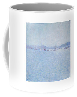 Water At Cannes France Coffee Mug