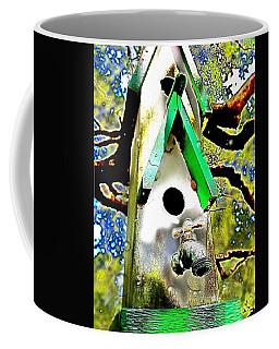 Water Birds Coffee Mug