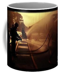Water Blanket Coffee Mug