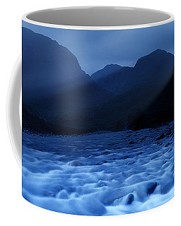 Water Blues Coffee Mug