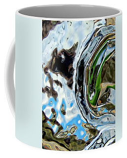 Water Captivates Coffee Mug