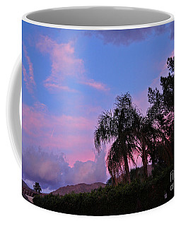 Water Colored Sky Coffee Mug