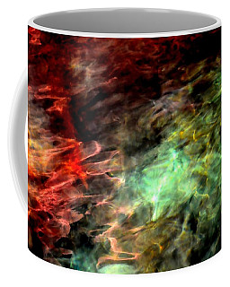 Coffee Mug featuring the photograph Water Colors by Deena Stoddard