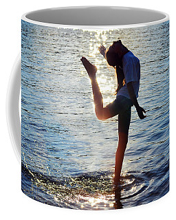 Water Dancer Coffee Mug