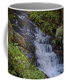 Water Falling Coffee Mug